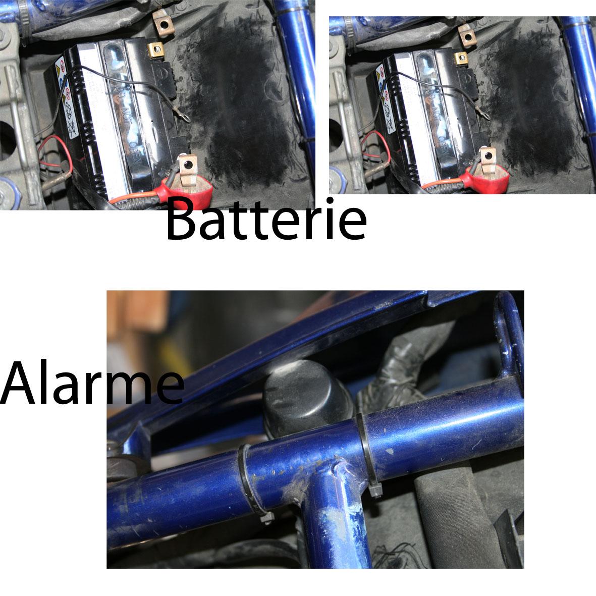 batterie moto 600 bandit