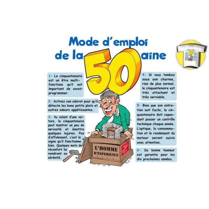 Recherche emploi homme 50 ans